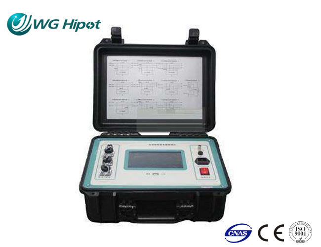Capacitance Inductance Tester